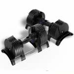 StairMaster Pair of TwistLock Adjustable Dumbbells Review