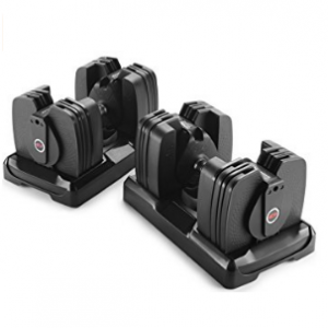 BowflexSelectTech 560 Adjustable Dumbbells