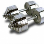 MTN Gearsmith HeavyDuty Adjustable CastIron Chrome Weight Dumbbells Review