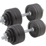 Titan Fitness Pair Adjustable Cast Iron Dumbbells Review