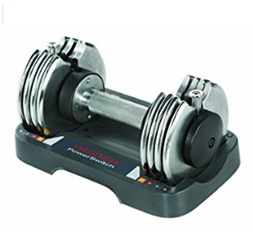 Weider Speed Weight Adjustable Dumbbells