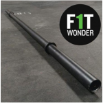 Axle Barbell, the Fat bar for Grip Strength and Strongman Training by One Fit Wonder Review