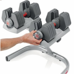 Power Pak Adjustable Dumbbells Review