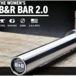 25mm Women's B&R Bar 2.0Review