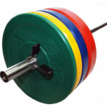 Premium Color Bumper Plates Review