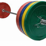 VTX Olympic Rubber Weight Set Review